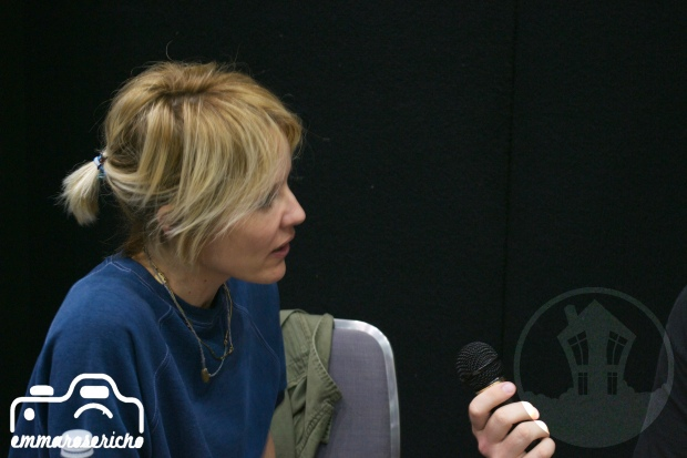 Emma Caulfield House of Geekery Oz ComicCon 2