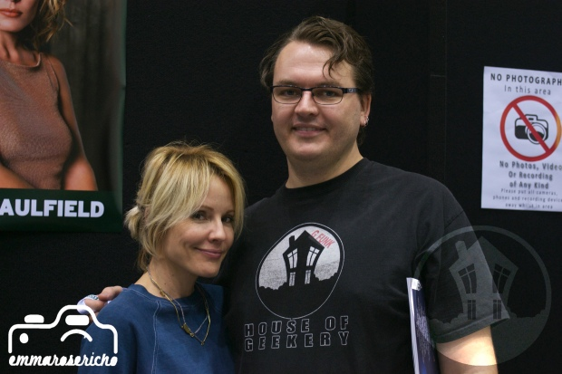 Emma Caulfield House of Geekery Oz ComicCon 3