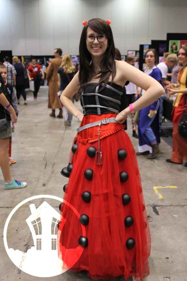 House of Geekery OzComicCon Cosplay