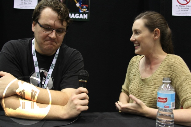 Sarah Hagan House of Geekery Oz ComicCon