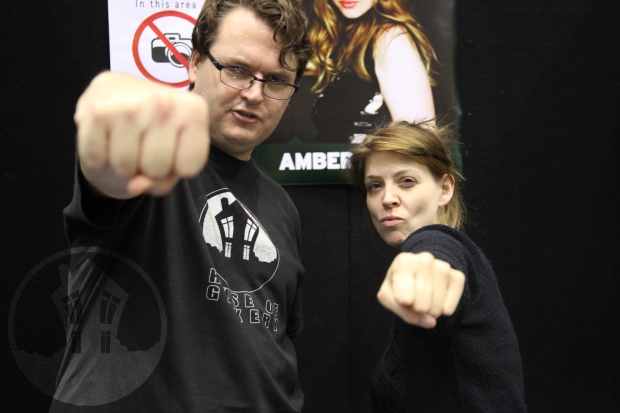 Amber Benson Oz ComicCon House of Geekery