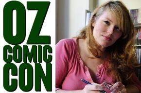 Nicola Scott Oz ComicCon