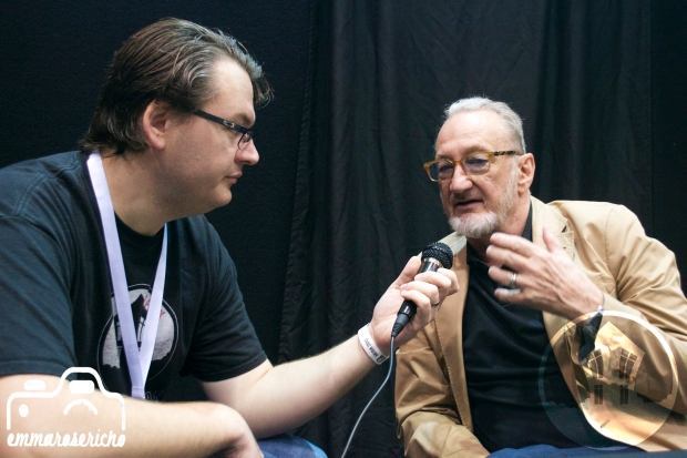 Robert Englund House of Geekery 6