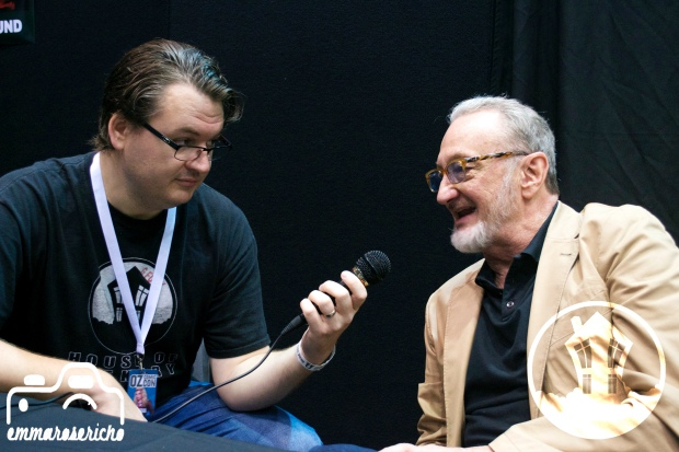 Robert Englund House of Geekery 7