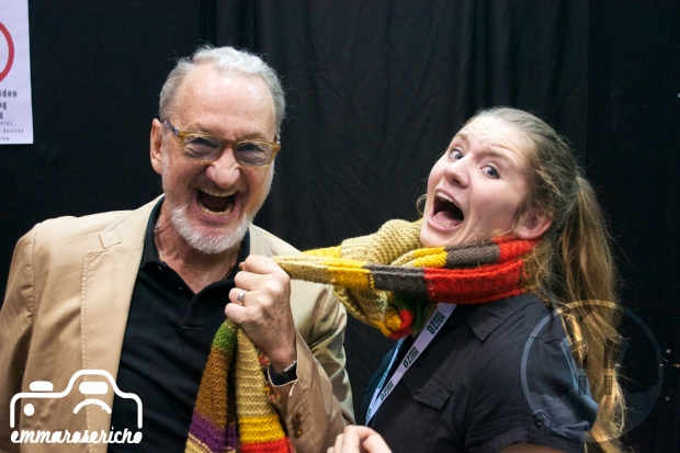 Robert Englund House of Geekery Scarf