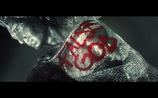 Superman False God