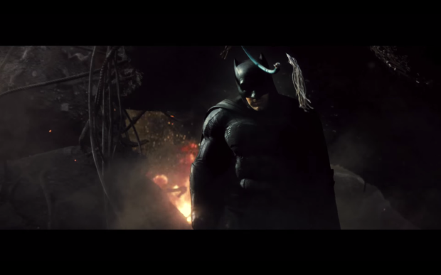Dawn of Justice Batman
