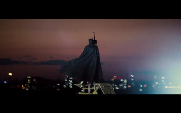 Dawn of Justice Batman Rifle