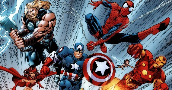 Spider-Man-and-the-Avengers