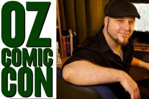 Tom Taylor OzComicCon