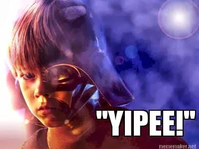 yipee