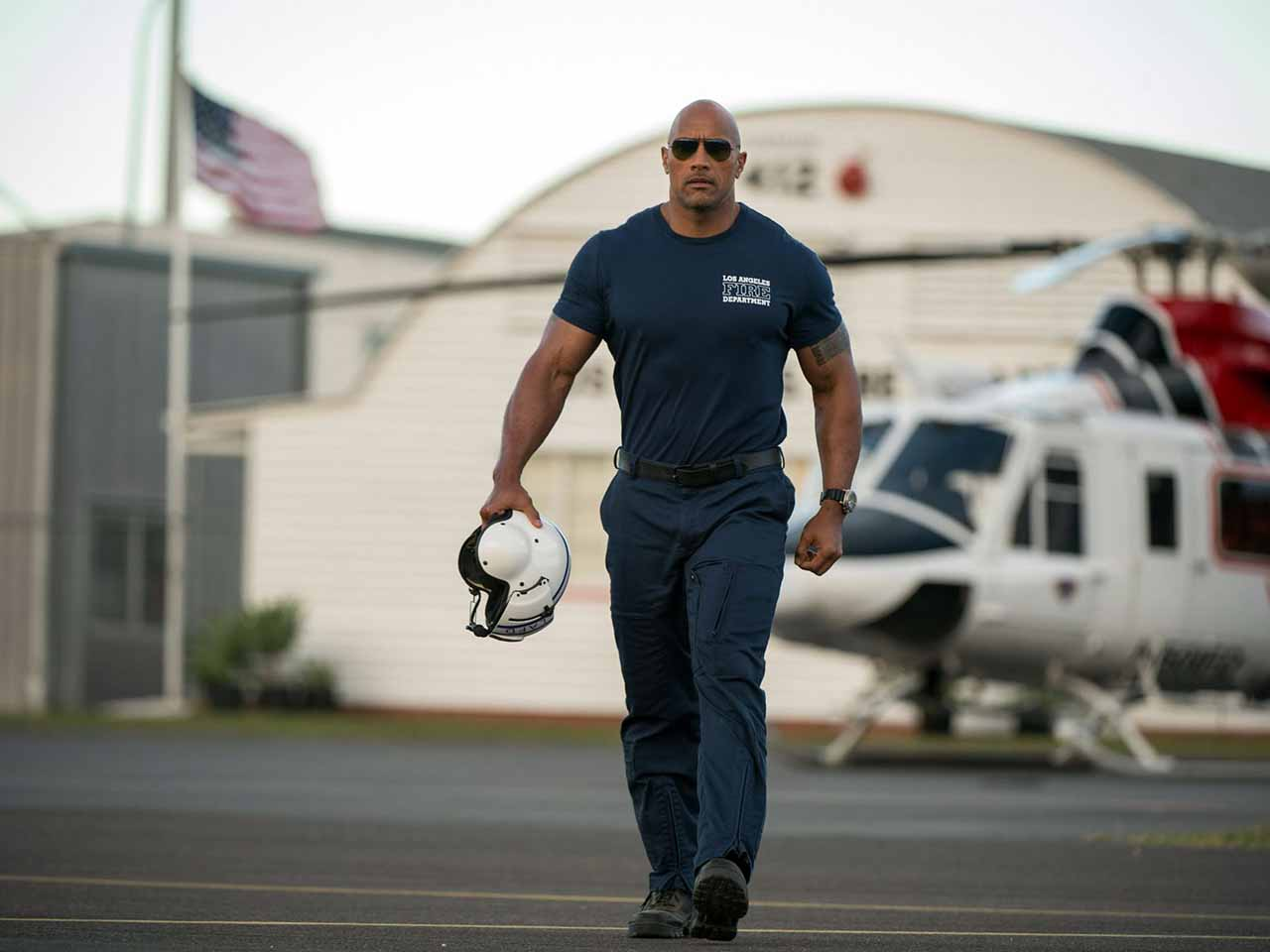 San Andreas Film Schauspieler