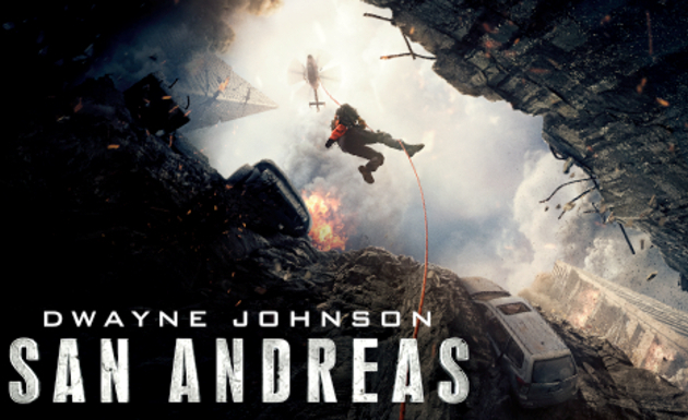 Movie Review San Andreas Funk S House Of Geekery