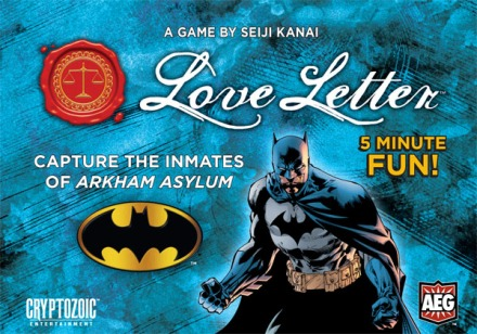 batman love letter