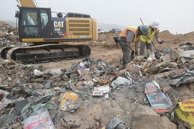 atari landfill