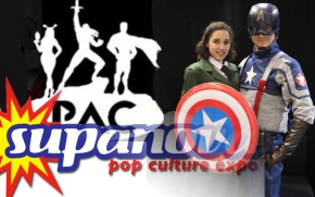 Cosplay Supanova PAC