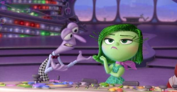 disgust inside out