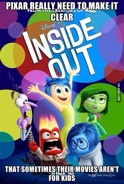 inside out for kids?