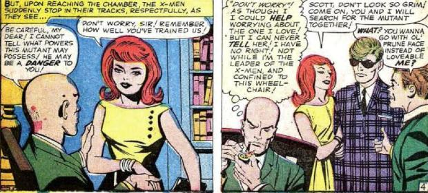 prof x and jean
