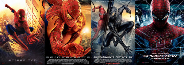 spider-man movies