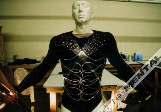 superman lives regeneration suit