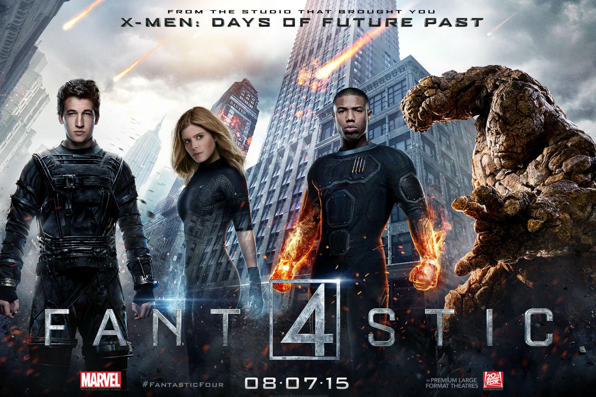 Why Does Everyone Hate Fantastic Four Funk S House Of Geekery