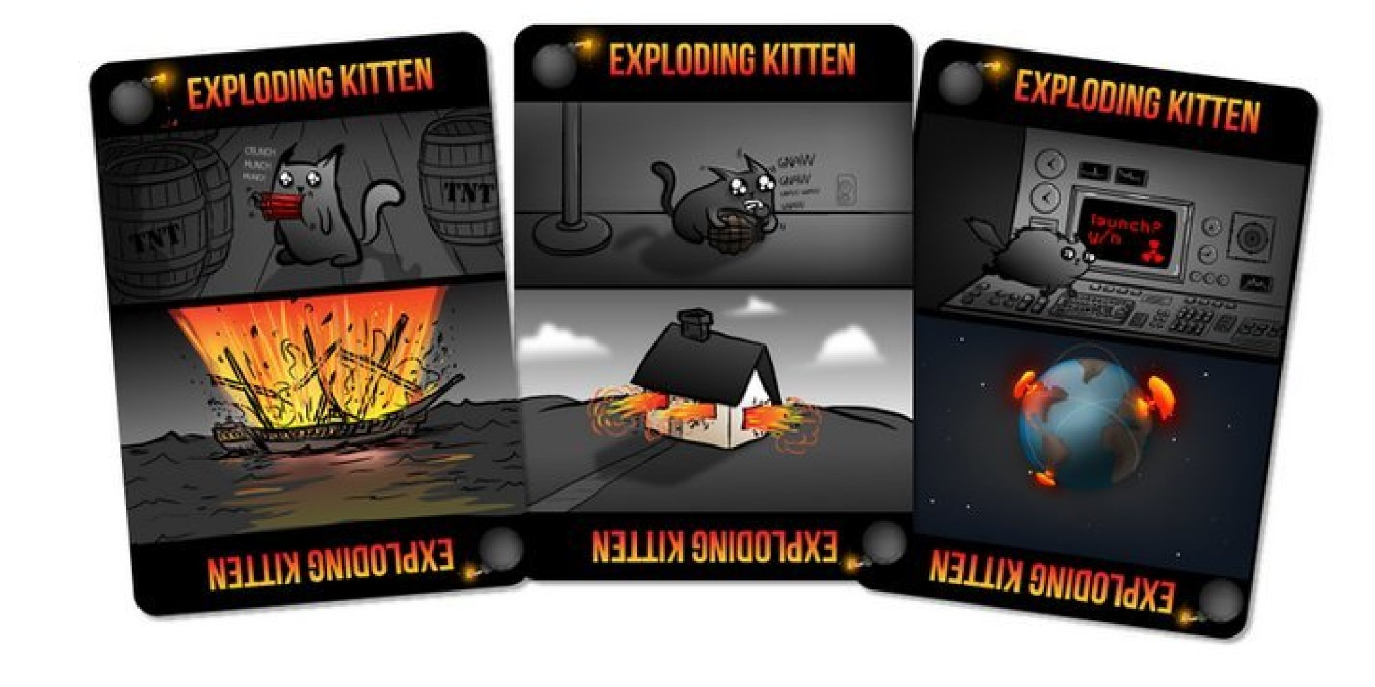 Exploding Cats Board Game Geek