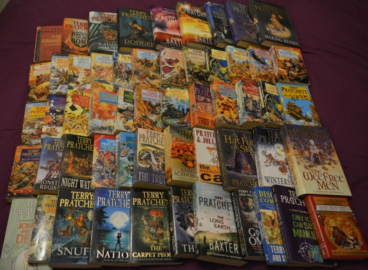 pratchett books