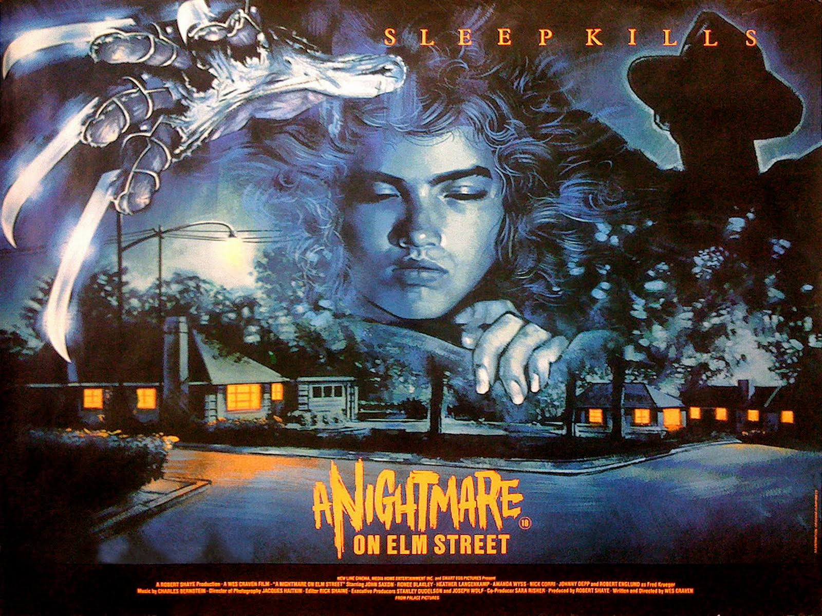 reviewing the scary movies that traumatised my childhood pt  anightmareonelmstreet forwindows7
