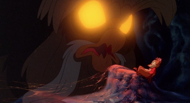 secret of nimh owl
