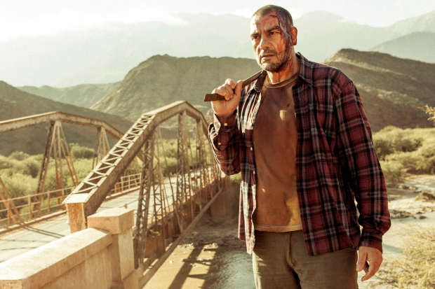 "WILD TALES - 2015 FILM STILL - ""Road To Hell"" - Walter Donado as Mario - Photo courtesy of Sony Pictures Classics"