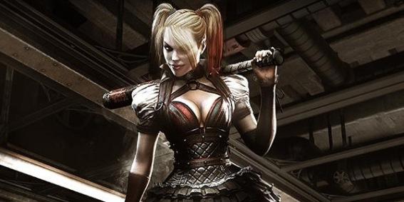 Harley Quinn Tara Strong