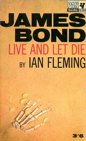 And likely better than this one, too. So much of this novel was abandoned for the film that parts were used in For Your Eyes Only and Licence to Kill instead.