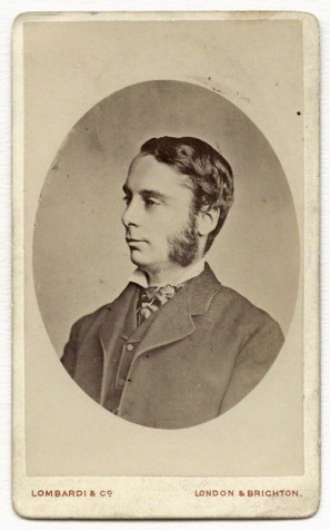 by Lombardi & Co, albumen carte-de-visite, 1876