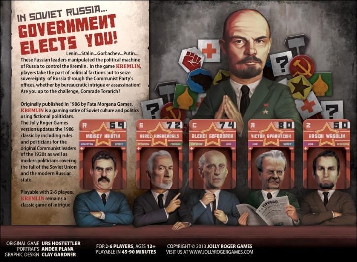Kremlin Game