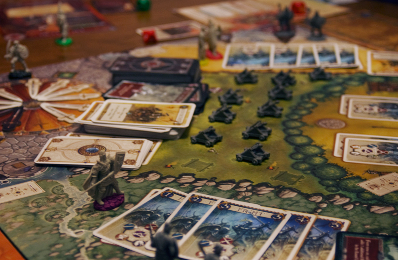 Top 10 Board Games For Betraying Your Friends Funks House Of Geekery