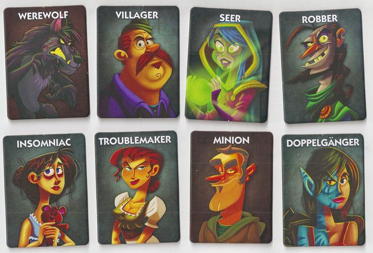 Werewolf Card Game Online