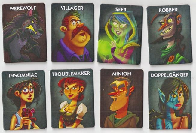 Werewolf-cards