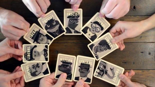 secret hitler cards
