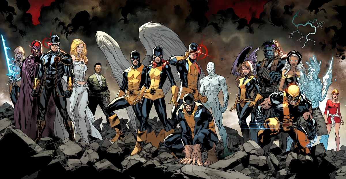 11 Weird Facts About X-Men You Won't See in the Movies