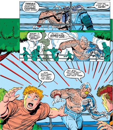 Liefeld continuity