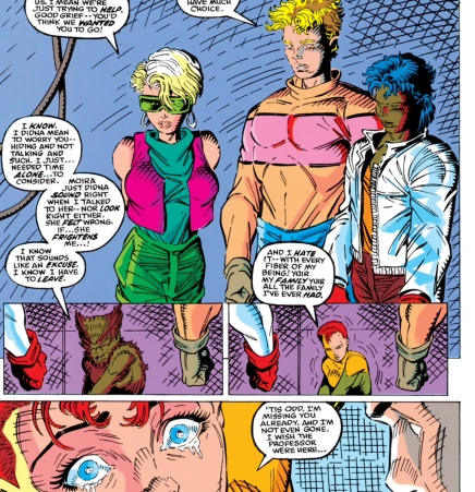 Liefeld weird backgrounds