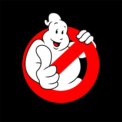 ghostbusters thumbs up