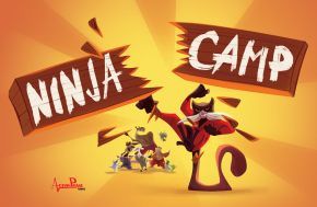 ninja camp cover
