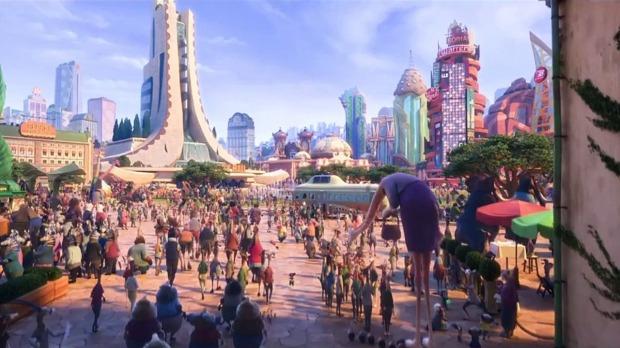 zootopia city 2