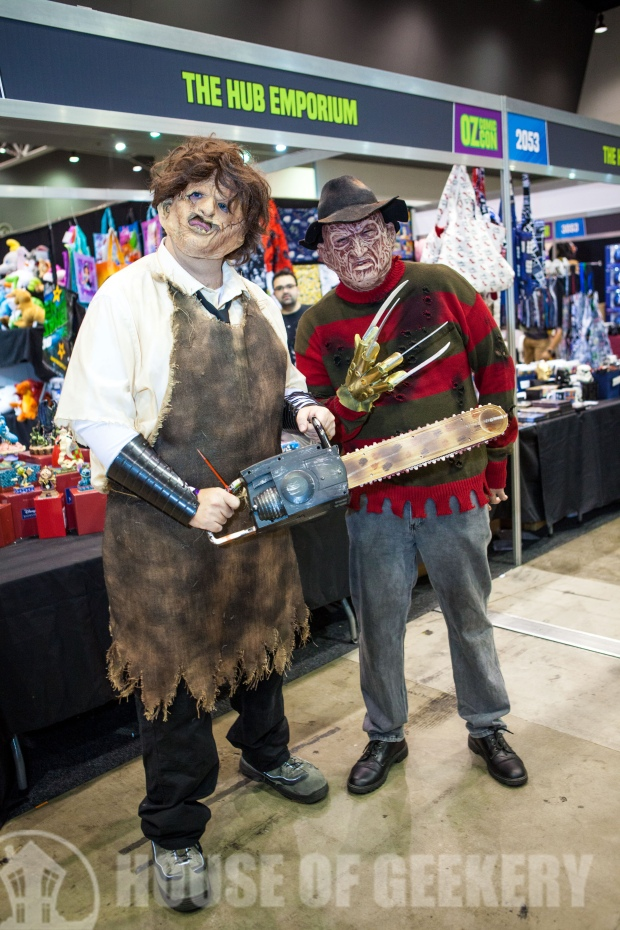 House of Geekery Cosplay OZCC 2016 2
