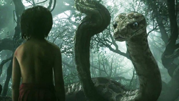 kaa jungle book
