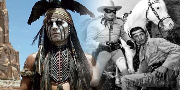 Tonto Whitewashing