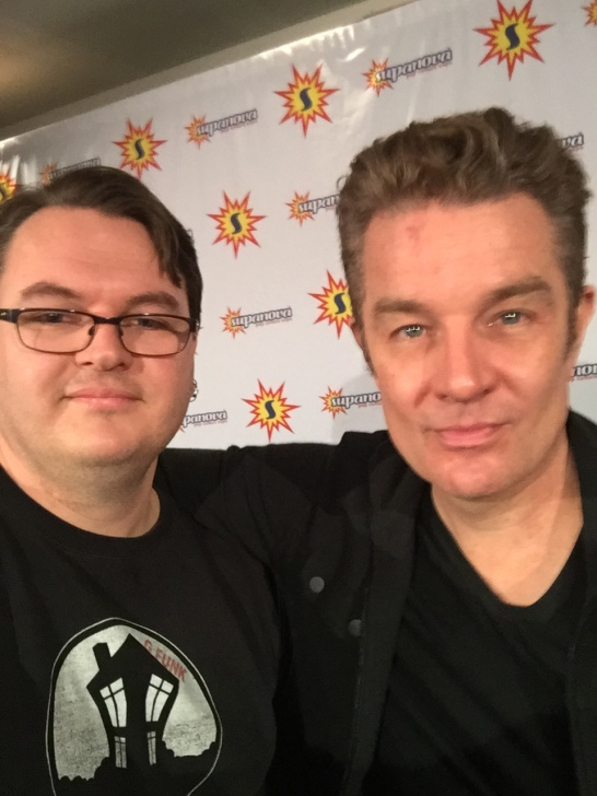 James Marsters House of Geekery Supanova