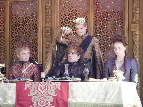 joffrey wedding
